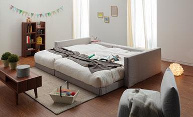 ドリームベッドのおすすめ家具 コンベックス岡山