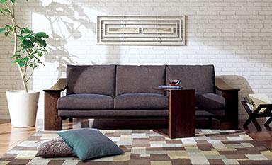 カリモク家具のおすすめ家具 コンベックス岡山
