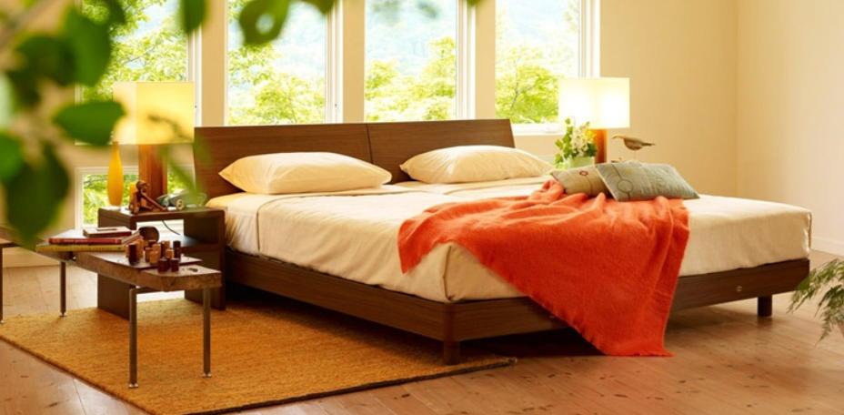 世界のベッド!!シモンズ画像